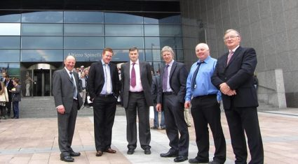MEP hosts EU Irish agri-expo as CAP talks contuine