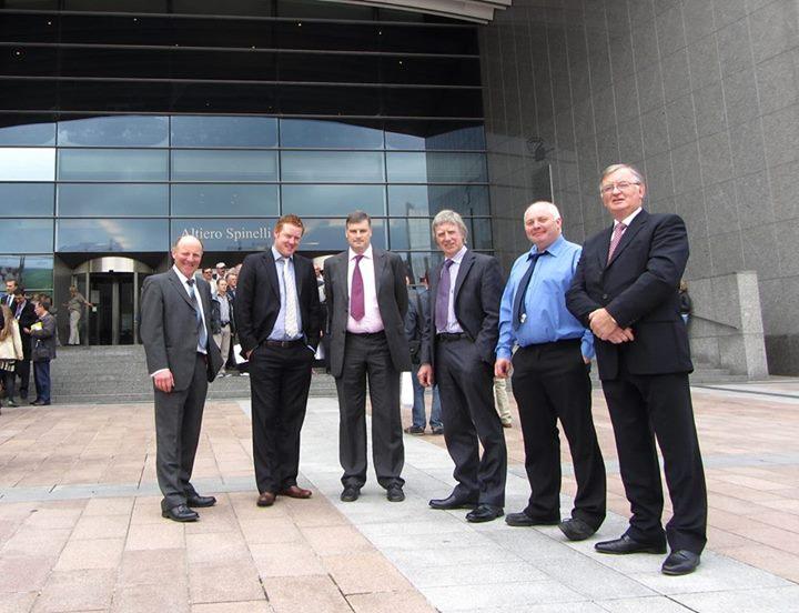 MEP hosts EU Irish agri-expo as CAP talks contuine