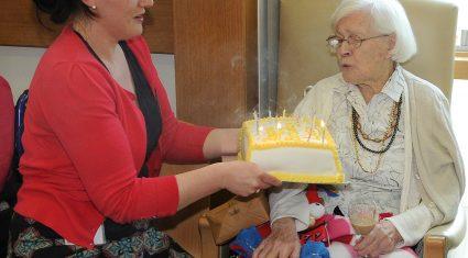 ICA member celebrates her 103rd birthday