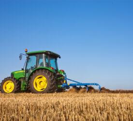 New cab for John Deere 5E series tractors