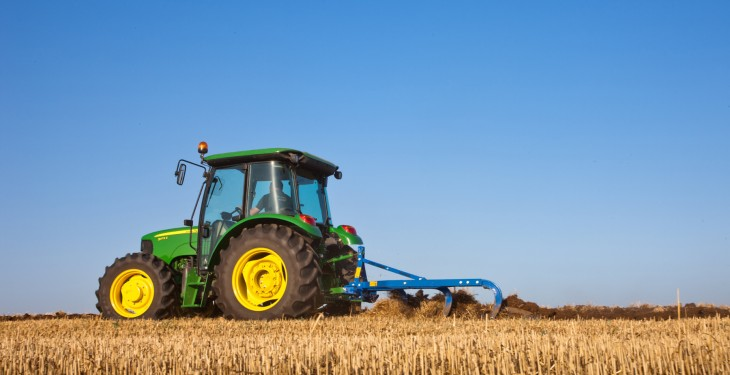 New cab for John Deere 5E series tractors