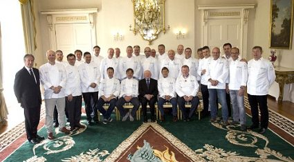 Bord Bia chefs cook up a storm