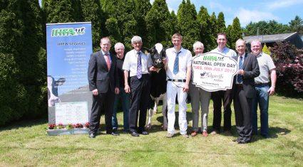 The Irish Holstein Friesian Association National Open Day
