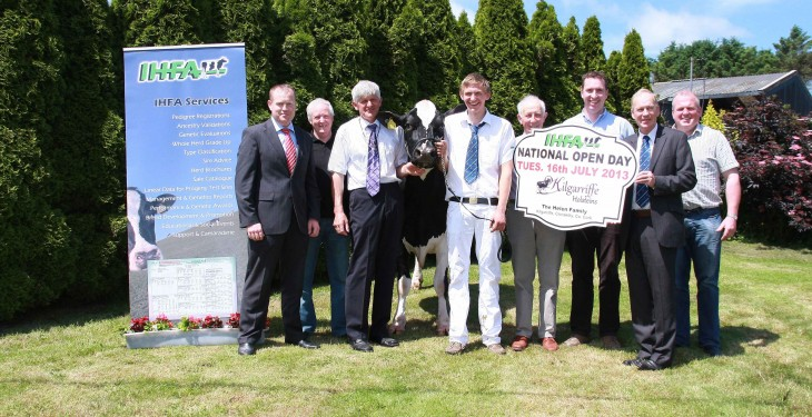 The Irish Holstein Friesian Association National Open Day