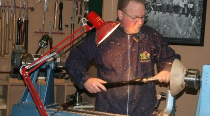 Woodturners guild that turns heads