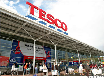 Tesco Ireland sales fall by 6.3% year-on-year