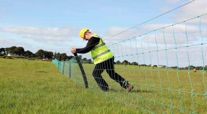 The JFC – 2G Fencing System