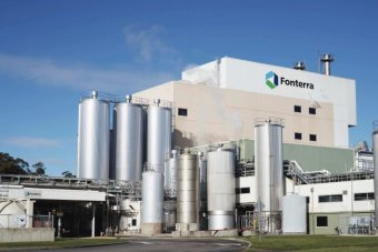 Operational review at Fonterra