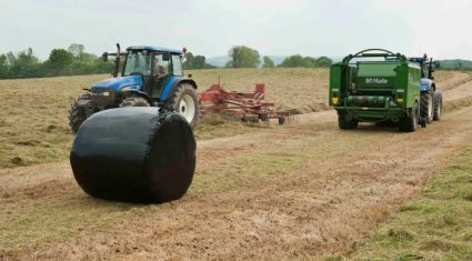 Survey – Most Farmers Need to Save More Silage