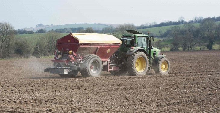 'Alarming decline' in soil fertility levels