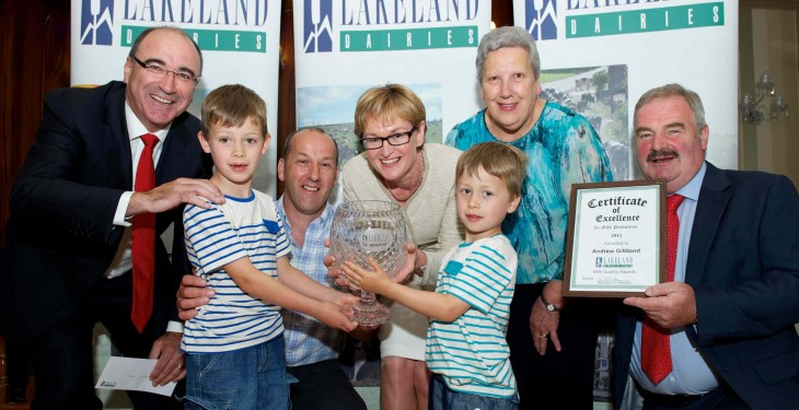 Lakeland farmers are cream of the crop