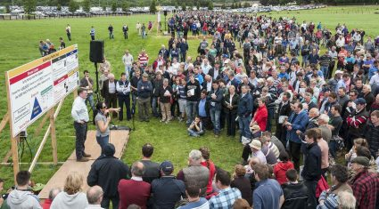 Grass, efficiency, planning key for dairy expansion, Moorepark