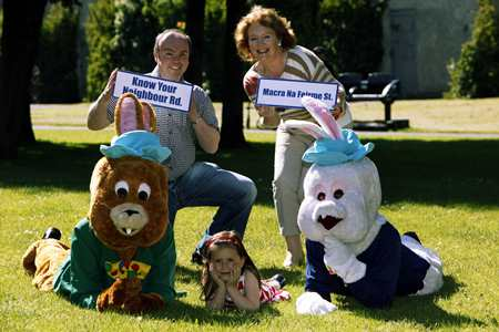 Macra launches Know Your Neighbour Weekend