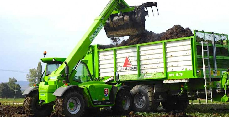 Murphy's of Headford lands the Merlo range