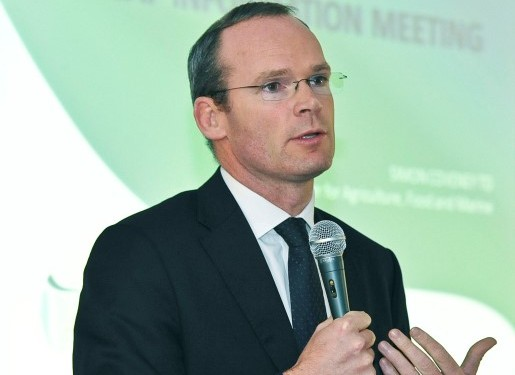 Coveney remains confident of dairy future