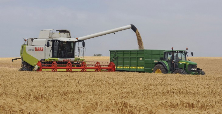 Cereal production up 7% to 2.5m tonnes in 2014 – Teagasc