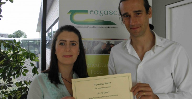 Innovation awards from Teagasc