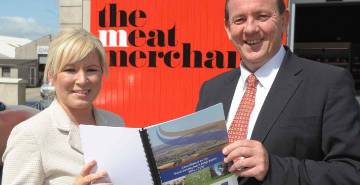 NI rural development programme