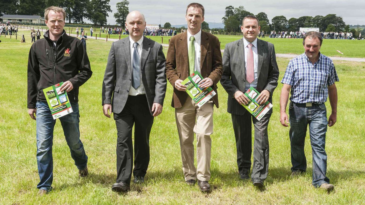 'Your farm, your plan', new dairy booklet from Teagasc