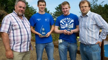 Cork Macra are Irish Dairy Board dairy stockjudging champions