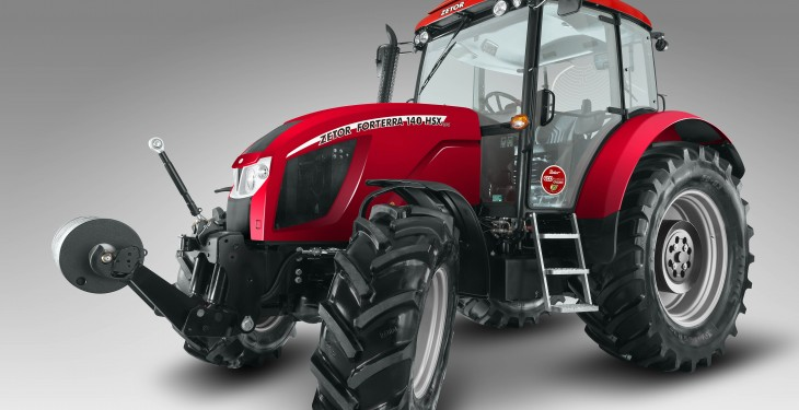 Zetor Forterra HSX Upgraded