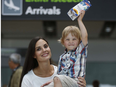 Avonmore free milk give away