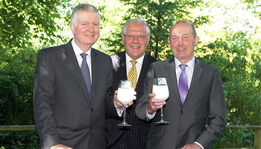 New staff at NI Dairy Council