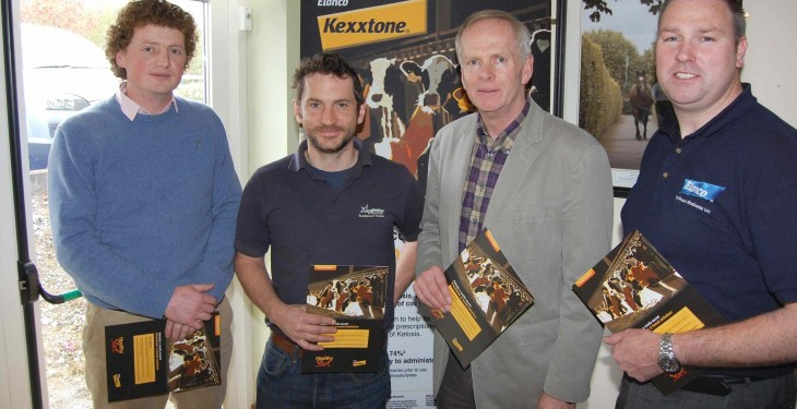Vet highlights ketosis in dairy herds