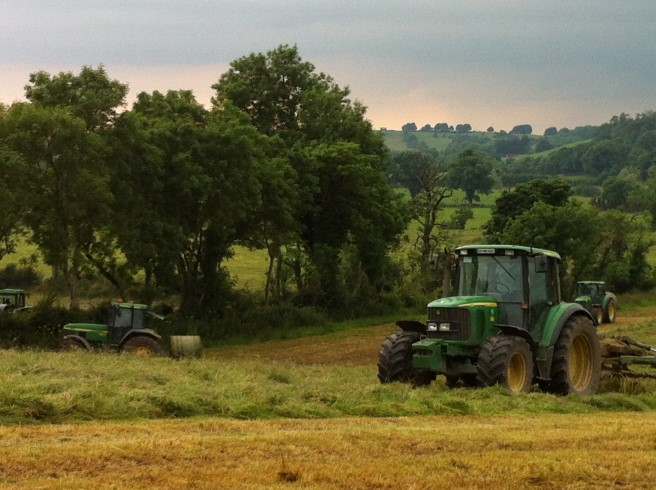 Haymaking Restrictions Lifted for AEOS