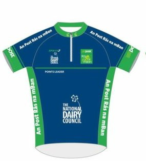 National Dairy Council sponsors points jersey for An Post Rás na mBan