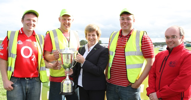Macra Queen of the Land given a licence to thrill