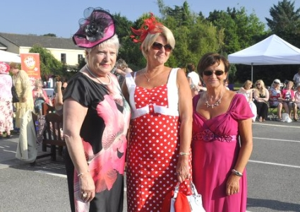 Irish Countrywomen's Association party a big hit