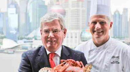 Irish salmon set for China
