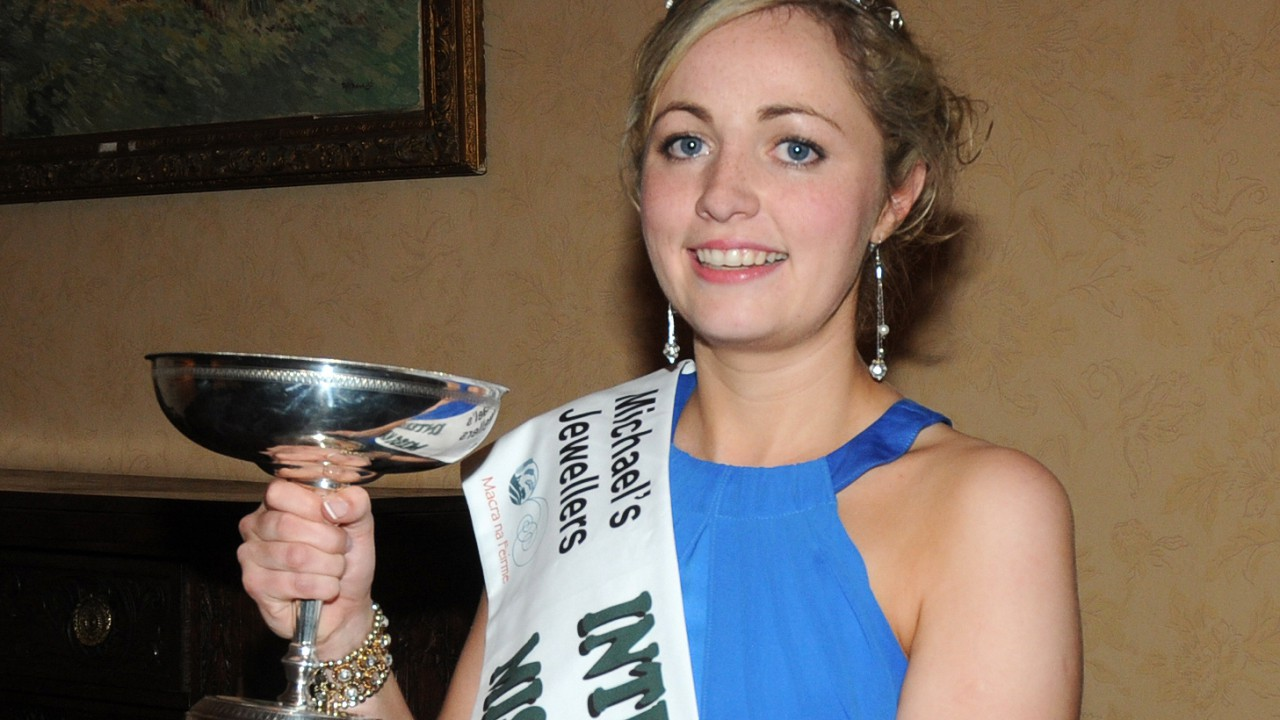 Winning ladies – Miss Macra