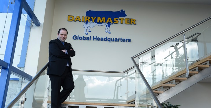 Dairymaster leads fight against infertility in cows