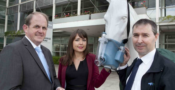 Enterprise Ireland champions Irish equine suppliers