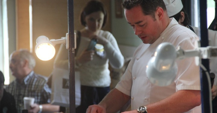 Heaven for Neven Maguire at Virginia