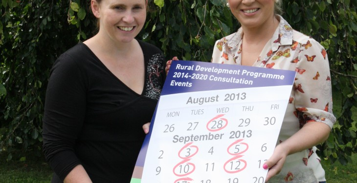 Rural Development Programme consultation events