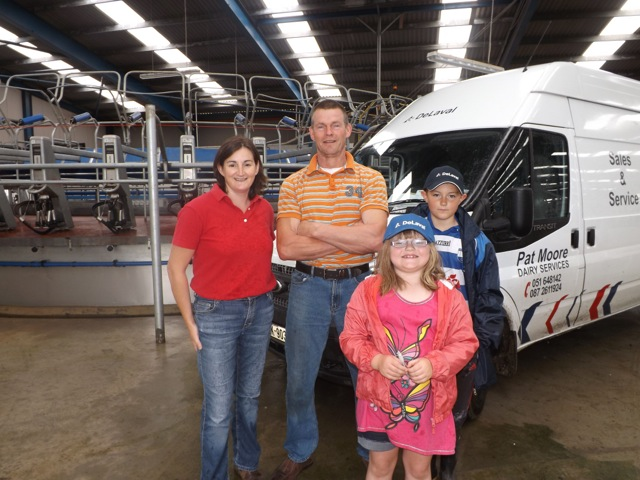 In Focus: Waterford farm family prepare for dairy expansion