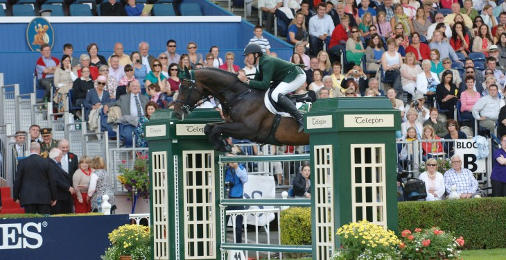 100,000 set for 140th horse show 2013