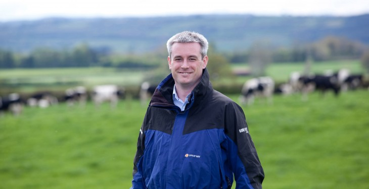 Disease advice from Glanbia Ingredients Ireland's top vet