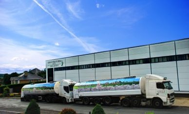 Green Pastures launch new high-tech milk tanker fleet