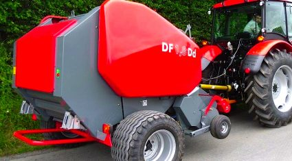 New Unia fixed chamber baler introduced