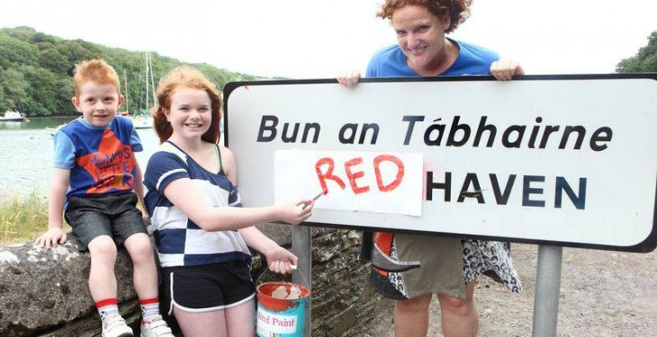 Festival goers in Cork set to paint the town red