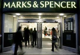 Marks & Spencer closes four stores