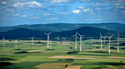 Plans to export wind energy