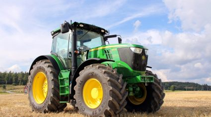 Deere profits surge with demand