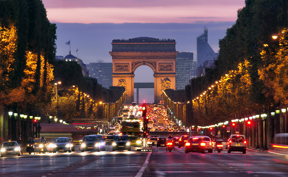 Signs French ecotax will be postponed