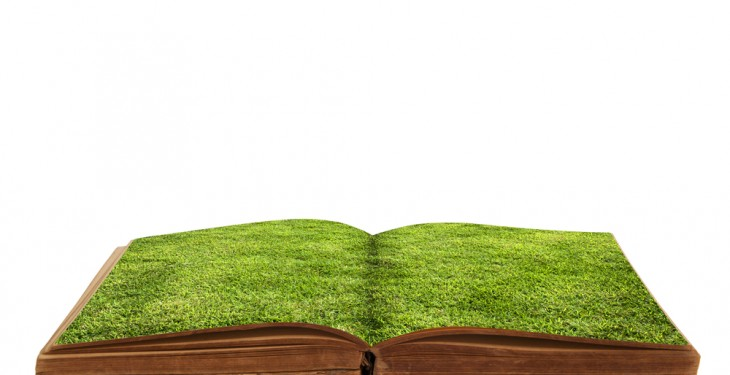 Grass by the book