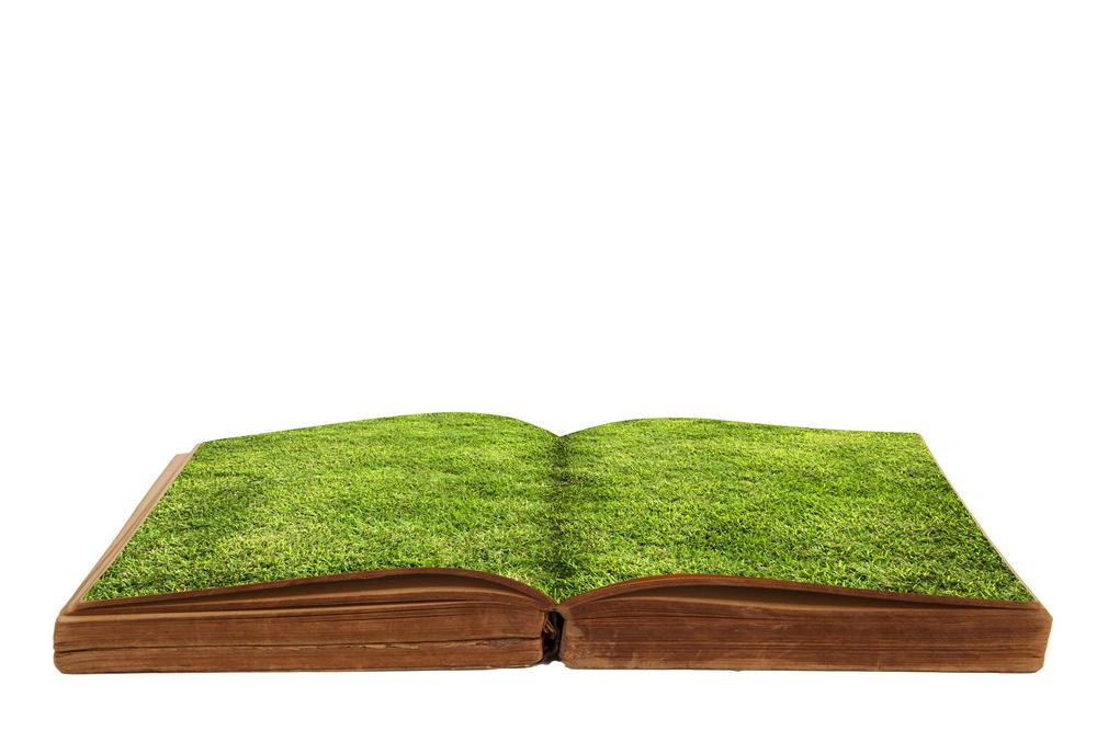 grass book